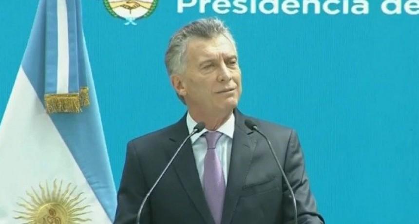 Mauricio Macri repudió la violencia en Bolivia y pidió elecciones libres y justas