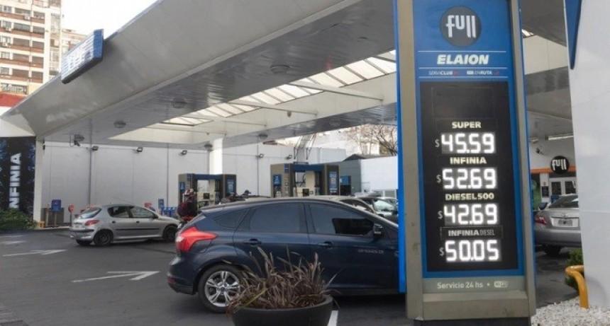 Inminente aumento del precio de los combustibles: se esperan subas de entre 5% y 6% esta semana