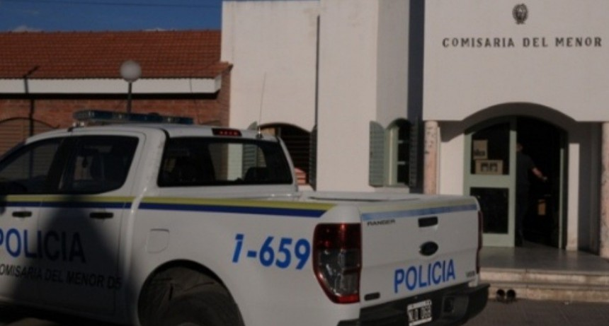 San Luis: demoraron a dos menores que tenían intenciones de robo