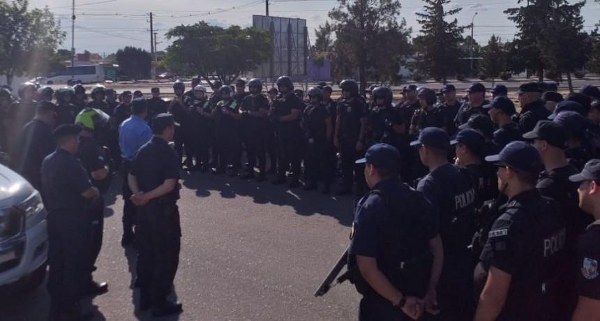 Juana Koslay – La Punta: 115 efectivos y 83 móviles trabajaron en nuevos operativos de prevención policial