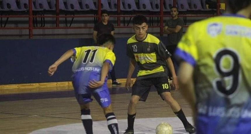 Futsal Sub19: Ya se conocen los finalistas