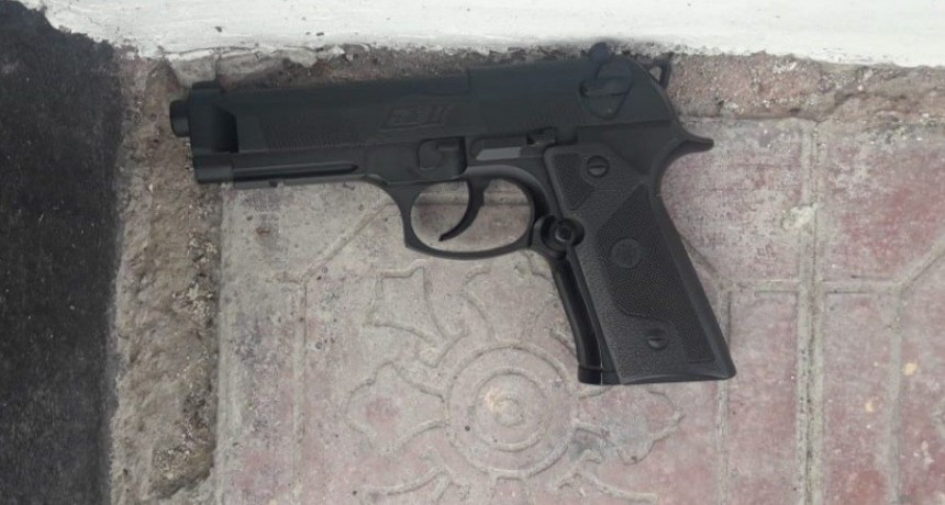 Villa Mercedes: detuvieron a un hombre que quería asaltar a mano armada un comercio