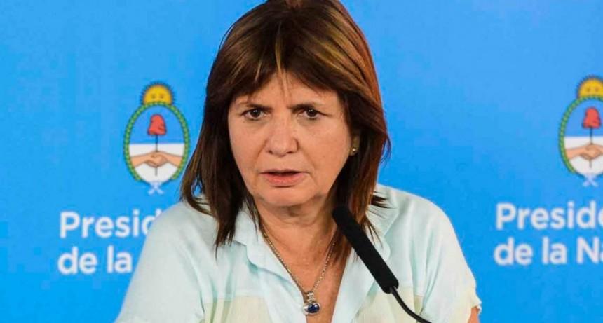 Bullrich confirmó que ex funcionarios de Evo Morales ingresaron al país como turistas