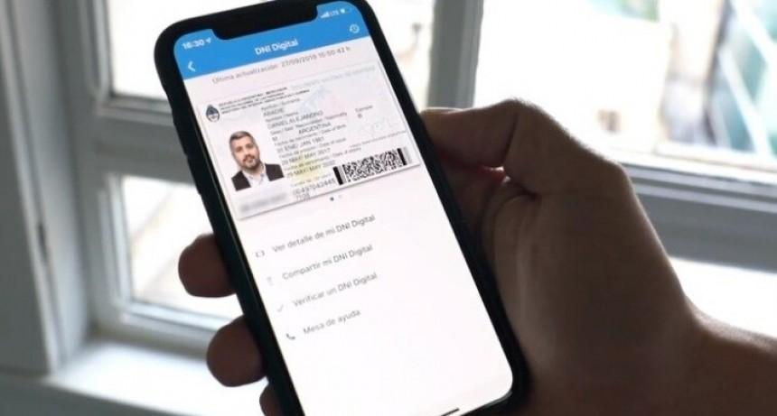 Ya se puede tramitar el DNI digital desde el celular: cómo obtenerlo