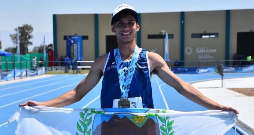 San Luis consiguió 6 medallas más y ya alcanzó las 23 a poco del final
