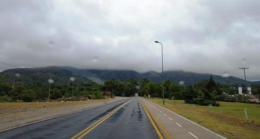 Las lluvias del sábado trajeron alivio a 19 localidades y parajes