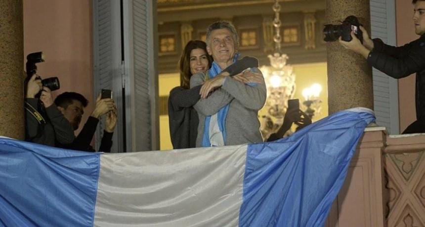 Mauricio Macri convocó a un acto de despedida para el 7 de diciembre en la Plaza de Mayo