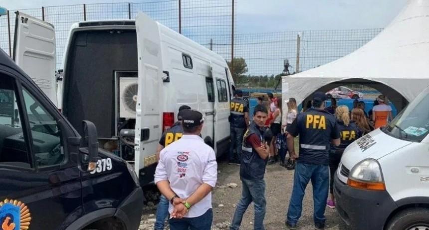 Fueron 15 las mujeres rescatadas de la prostitución en carrera de TC Pista
