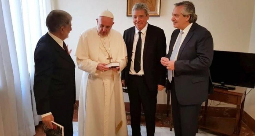 El Papa postergó su diálogo con Alberto Fernández por su decisión de impulsar la legalización del aborto