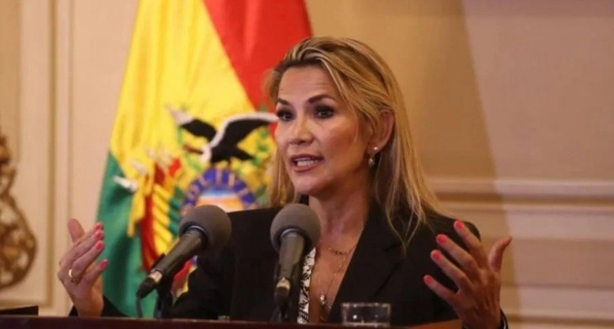 Áñez convocará este miércoles a elecciones en Bolivia