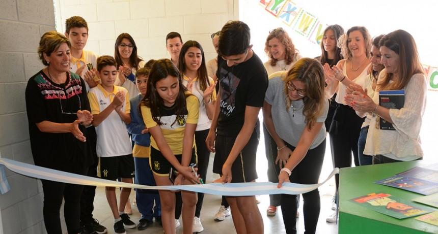 La Escuela Generativa GEPU ya cuenta con biblioteca