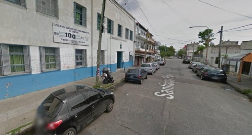 Lanús: atacaron a puñaladas a una chica de 16 años en un colegio
