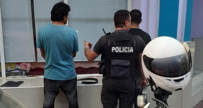 San Luis: dos hombres fueron detenidos en un intento de robo