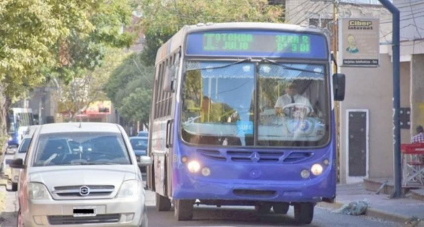 Transpuntano: UTA anunció un paro de seis horas para el próximo lunes