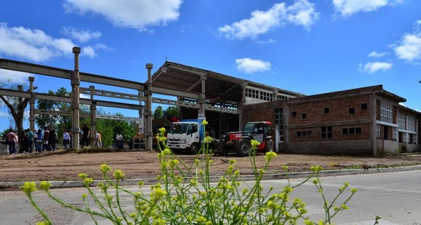 Extensiones áulicas de la UPrO: ya se construyen tres emblemáticas obras para la ciudad de San Luis
