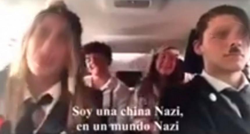 San Juan multó al colegio en el que alumnos protagonizaron un video nazi