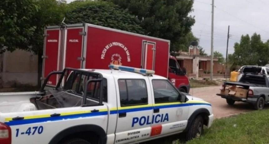 Santa Rosa del Conlara: detienen a un policía retirado por el crimen a golpes de un anciano