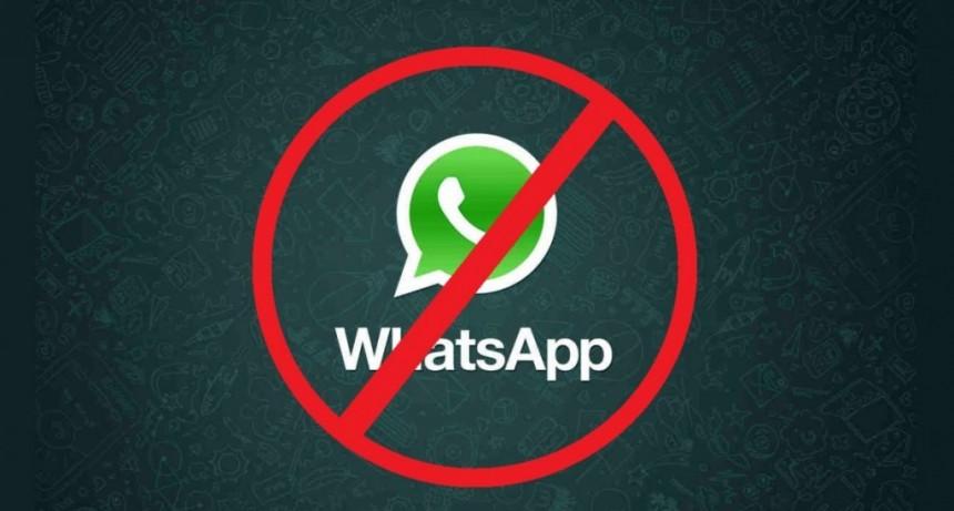Los celulares en los que WhatsApp dejará de funcionar desde enero de 2020
