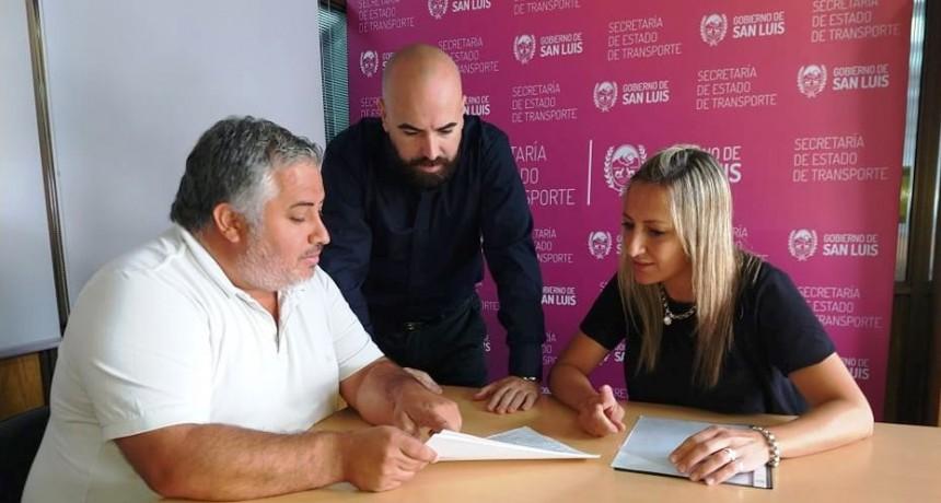 Abren la agenda para la digitalización del boleto interurbano