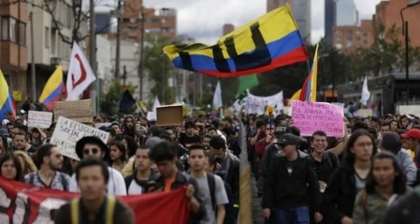 Tensión y segundo paro nacional en Colombia
