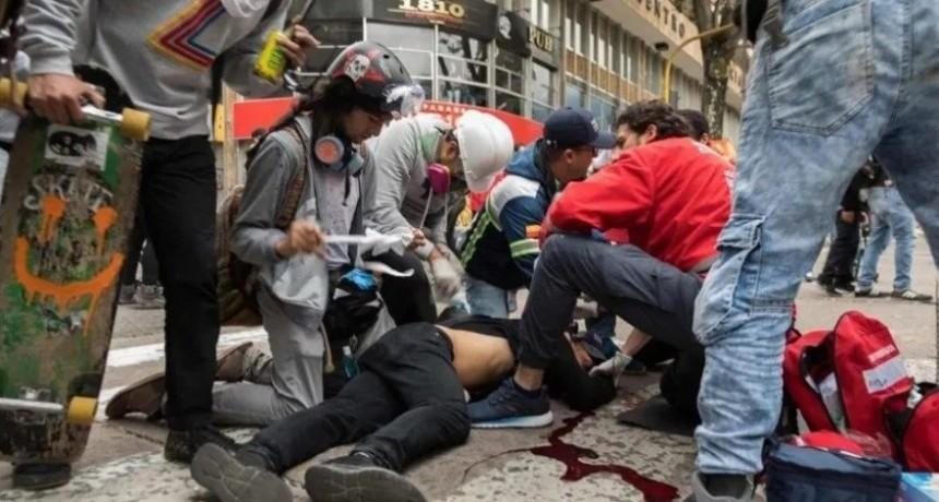 Joven muerto durante protesta en Colombia fue asesinado por la policía
