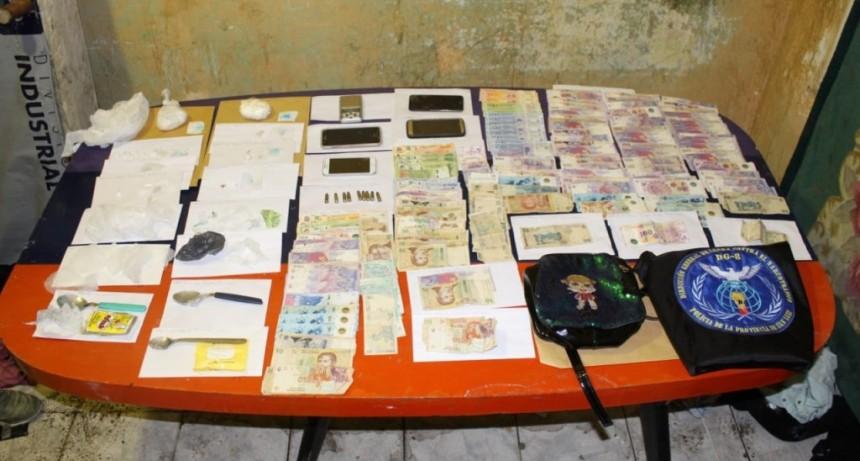 """Villa Mercedes: anularon un """"kiosco"""" de drogas"""