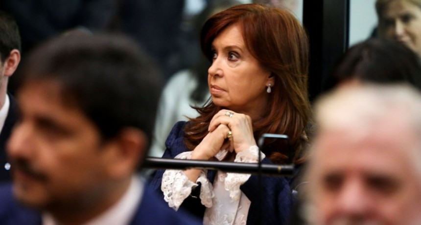 La indagatoria de Cristina Kirchner no será televisada