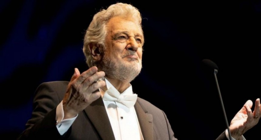 El descargo de Plácido Domingo tras las denuncias por acoso sexual