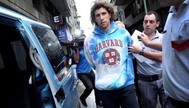 Rodrigo Eguillor, preso en el pabellón de violadores de Marcos Paz