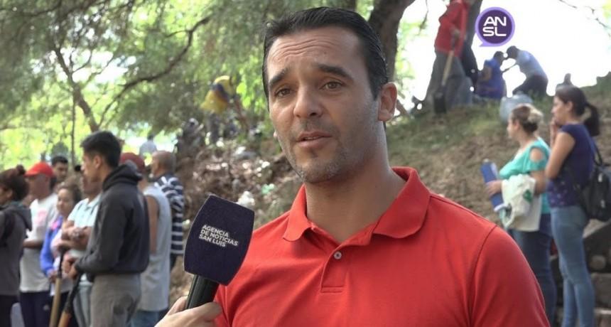 Sergio Tamayo asumirá en el Ministerio de Turismo y Parques