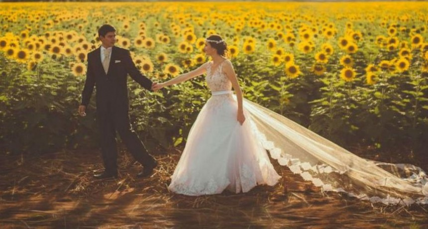 Según un estudio, cuanto más caro sea el casamiento, menos probable que el matrimonio dure