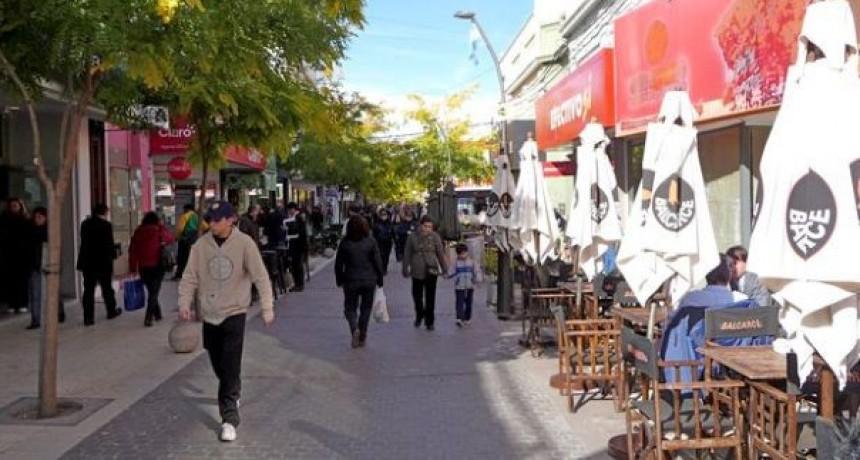 Las ventas de noviembre en San Luis bajaron un 15%