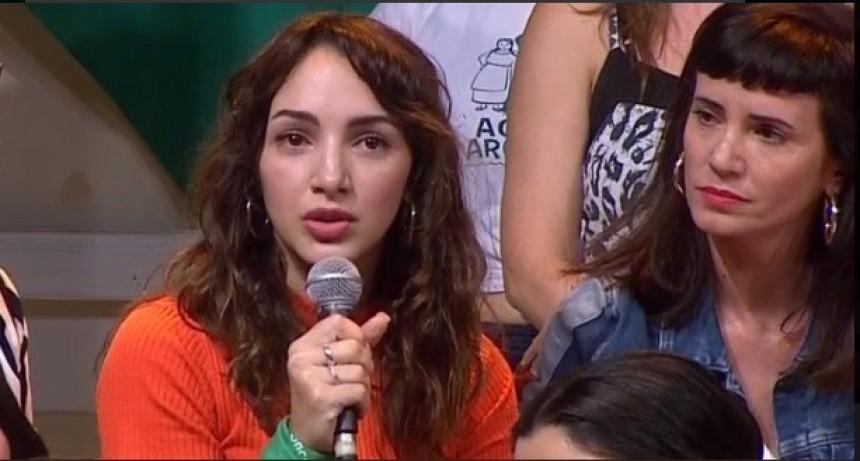La actriz Thelma Fardin denunció a Juan Darthés por violación