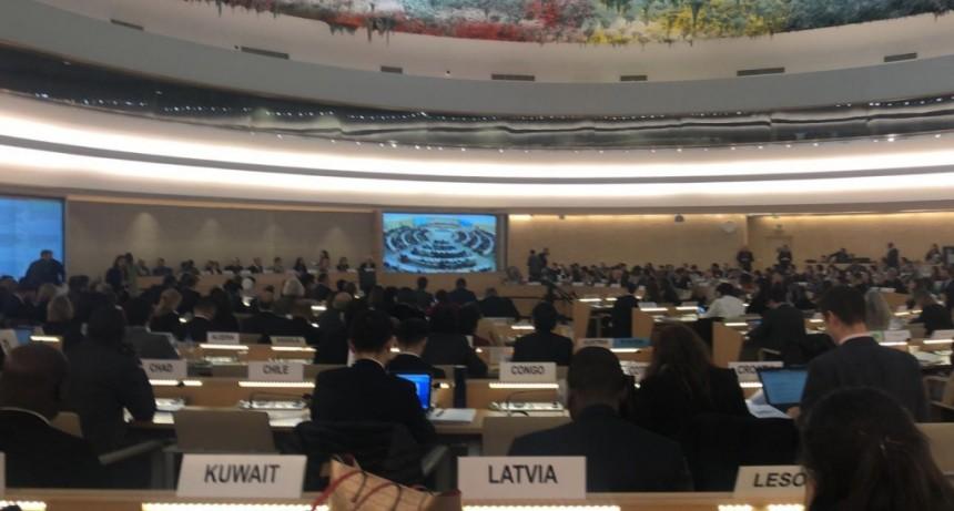 La política humanitaria de San Luis en la mesa de Naciones Unidas