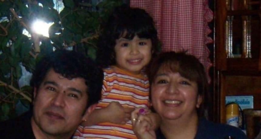 Le toman huellas a nena de Ayacucho para saber si es Sofía Herrera