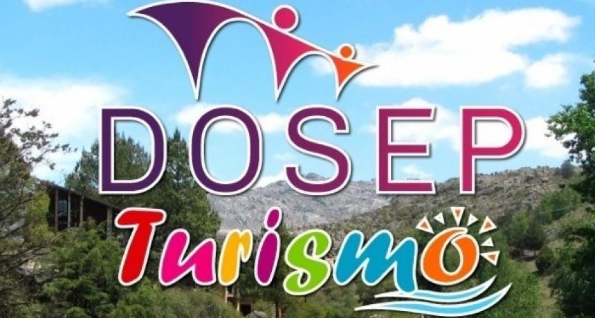 Dosep lanzó un programa para que afiliados accedan a sus vacaciones