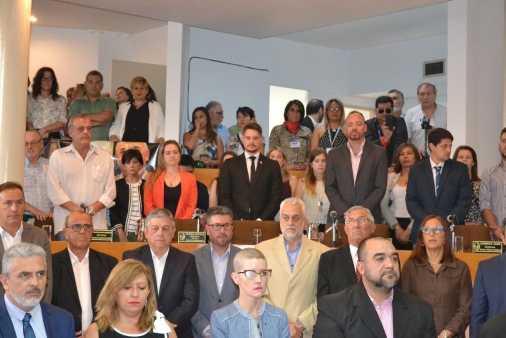 El Concejo Deliberante recibió a sus nuevos legisladores