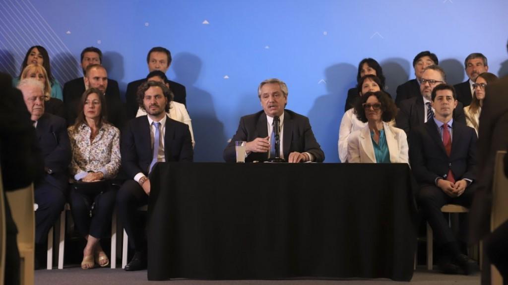 El nuevo gabinete en las redes sociales: ¿qué dijeron los ministros de Alberto Fernández?