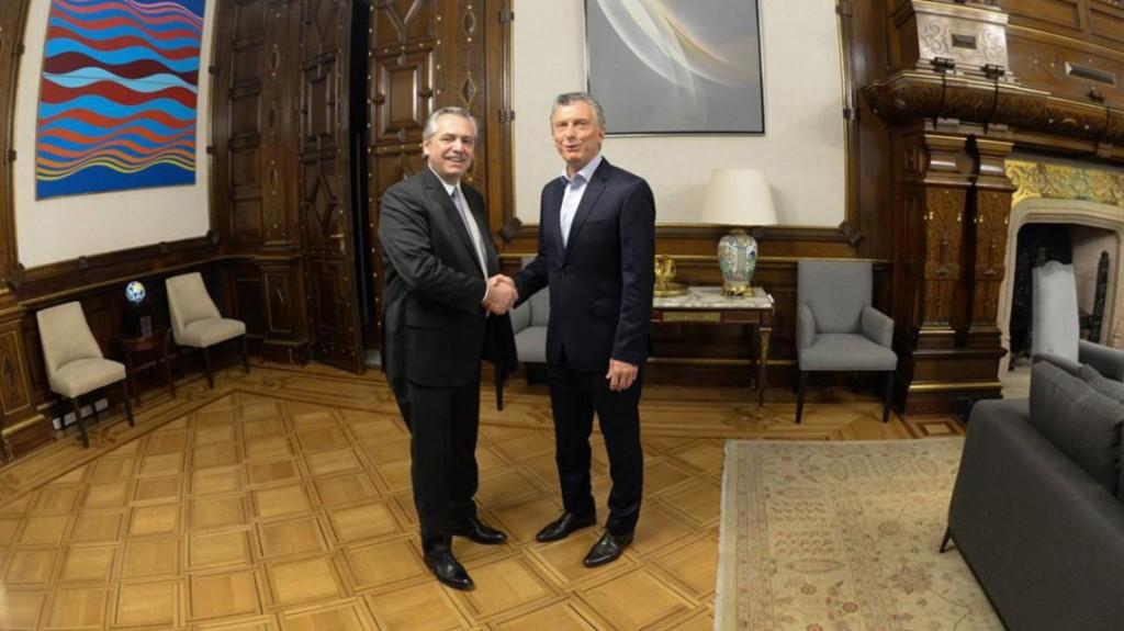 Mauricio Macri y Alberto Fernández asistirán a la misa