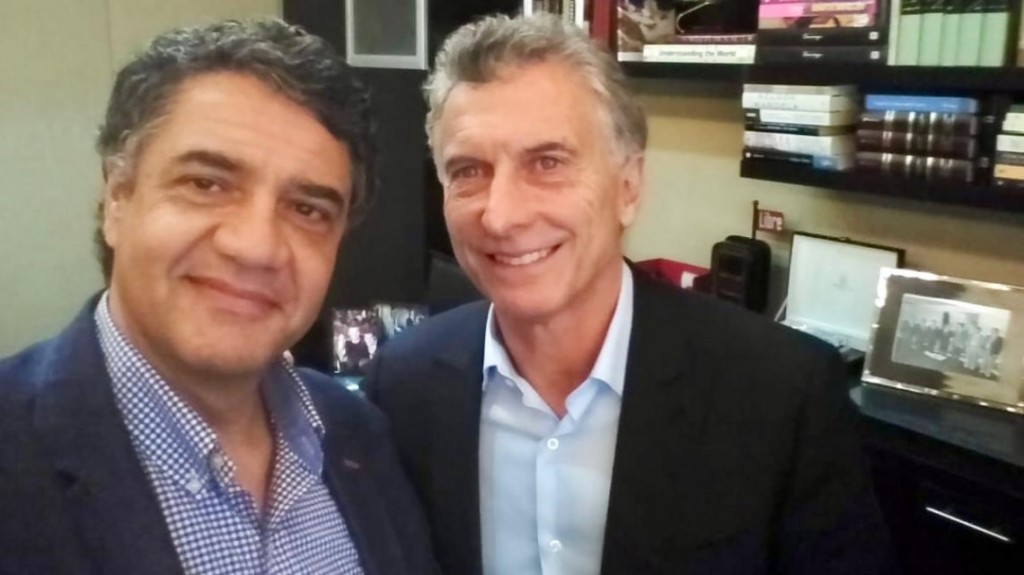 Reapareció Macri: se reunió con su primo Jorge en su nueva oficina antes de irse de viaje