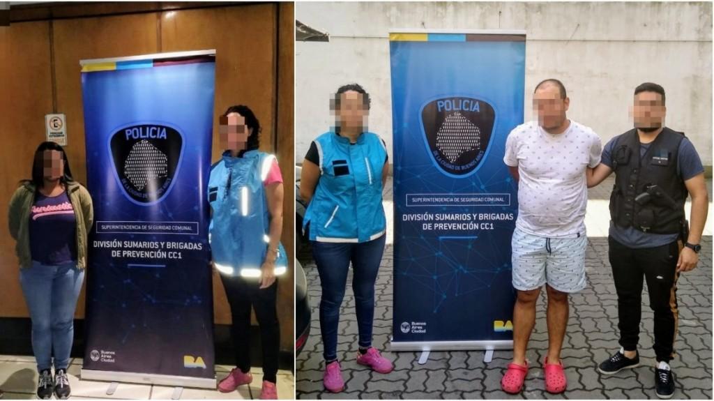 Crimen del turisa inglés: detuvieron a otros dos venezolanos