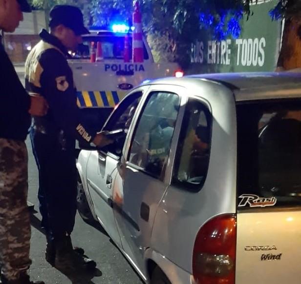 San Luis: continúan los operativos vehiculares y de alcoholemia