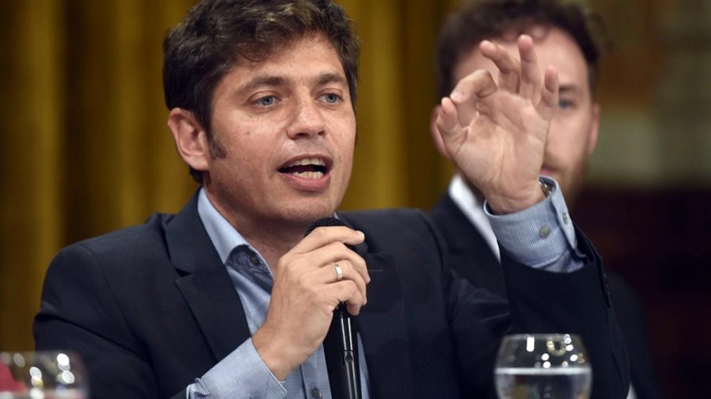Kicillof convocó a Juntos por el Cambio al diálogo por la Ley Impositiva