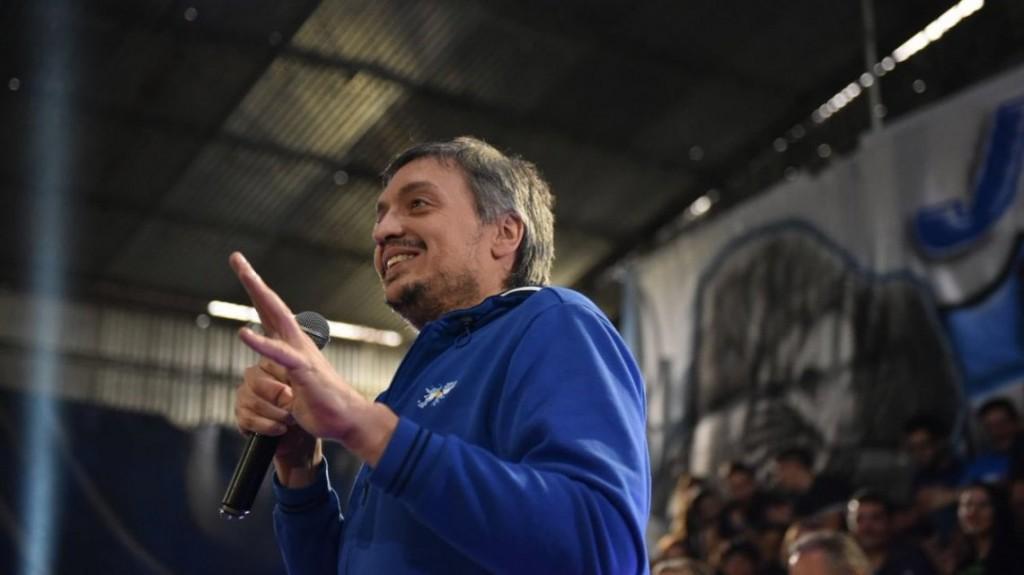 Sobreseyeron a Máximo Kirchner y a otros miembros de la Cámpora en la causa por el financiamiento de la campaña