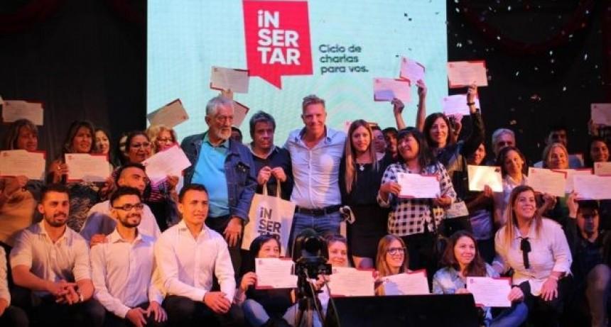 InSerTar culminó su primer ciclo de charlas con más de mil espectadores