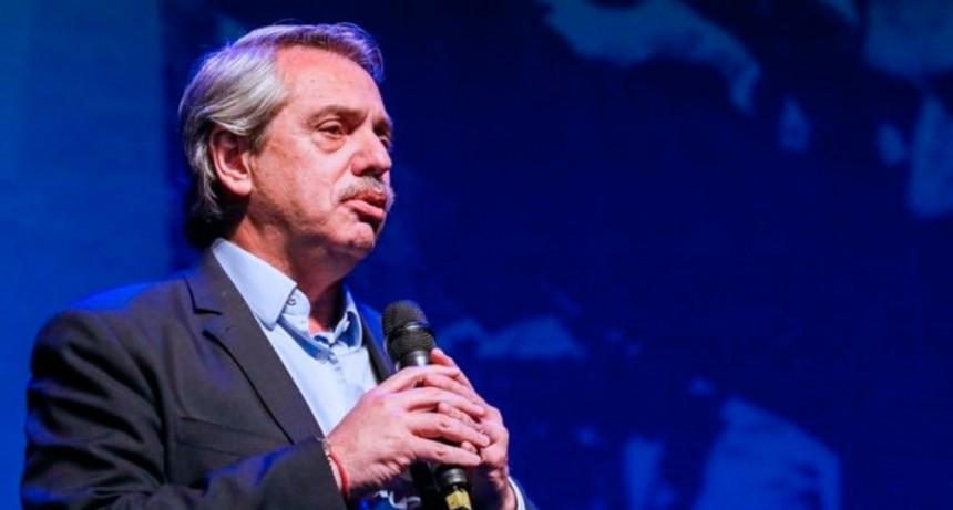 Las propuestas de Alberto Fernández en el Día Mundial de Lucha contra el SIDA