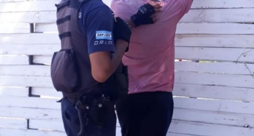 San Luis: detuvieron a un hombre buscado por la Justicia