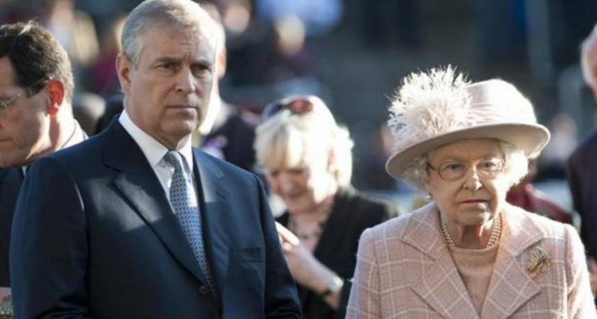 Inglaterra: una mujer denunció al príncipe Andrés por abuso sexual