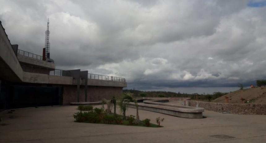 Un frente frío dejará lluvias dispersas por toda la provincia
