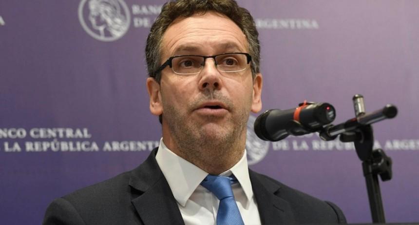 Renunció Guido Sandleris a la presidencia del Banco Central